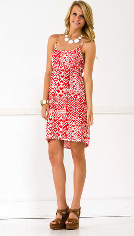 Francesca's - Downriver Dress