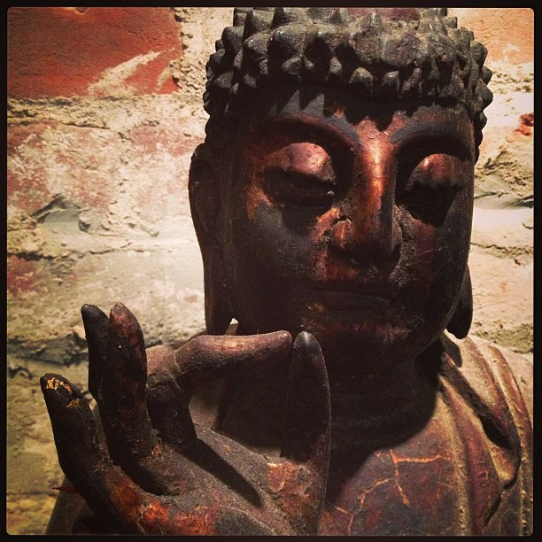 Buddha, Silk Road Collection, New Orleans