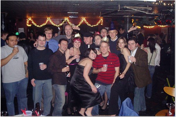 Pretty much everyone from the group in 2005.