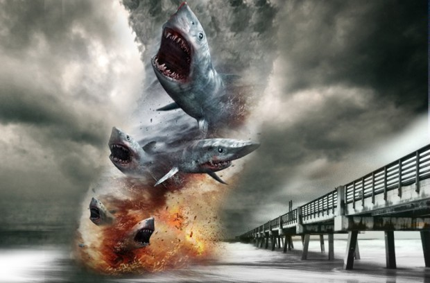 Sharknado? You've got to be joking.