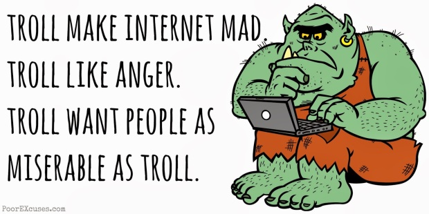 Click through for a really interesting (if somewhat disturbing) study on modern day trolls. Yes, they exist!