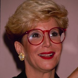 Really? You've seriously never heard of Sally Jesse Raphael? Click the image for the Wiki link.